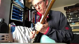 1963 Pre CBS Fender Jazzmaster refinished & restored