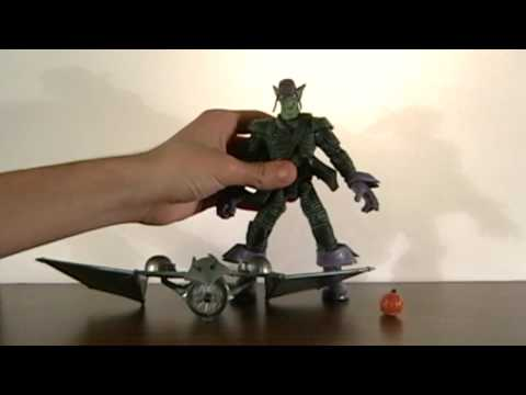 Spider-Man Classics Series 7 Green Goblin Figure Review