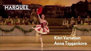 Ballet/балет: Kitri Variation/вариация Китри (Tsygankova - Dutch National Ballet, 2010)