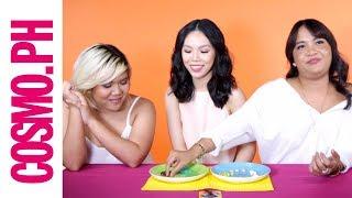 The Jelly Bean Challenge Feat. Kaye, Alex, & Angela