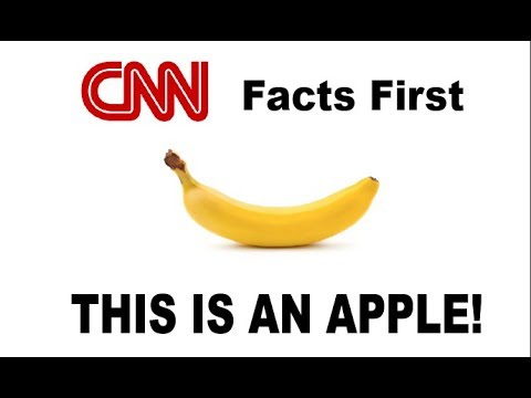 CNN: The Most Trusted Name in FAKE NEWS 2