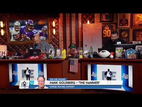 CBS Interactive Hank Goldberg Gives His Kentucky Derby Picks - 5/5/17