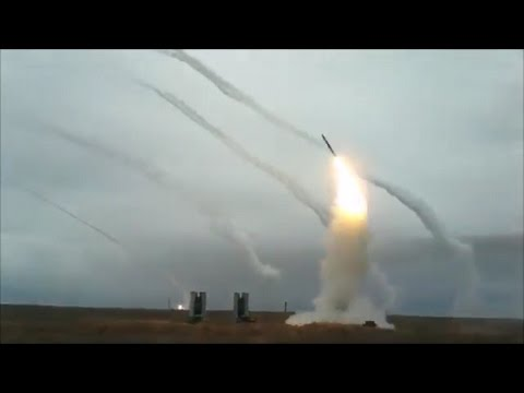 "Putin's S-300P, S-400 Triumph, ""Keys From The Sky"" In Alert On Combat Duty."