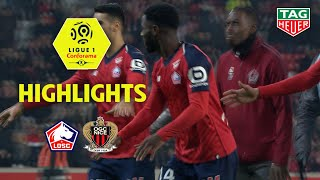 LOSC - OGC Nice ( 4-0 ) - Highlights - (LOSC - OGCN) / 2018-19