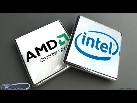 AMD Vs Intel Choosing The Right CPU