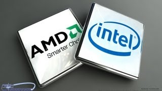 AMD Vs Intel Choosing The Right CPU