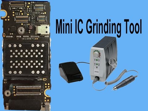 Minil Manual IC Chip Grinding Tool for iPhone Mainboard Nand Flash ID Machine