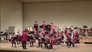 2017 9 18 高山市消防団第10分団全飛吹奏楽祭