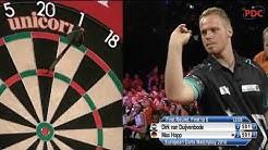 Max Hopp 9 Darter Attempt - European Darts Matchplay 2018