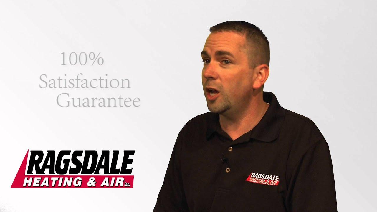 Ragsdale Heating Air Plumbing Commercial