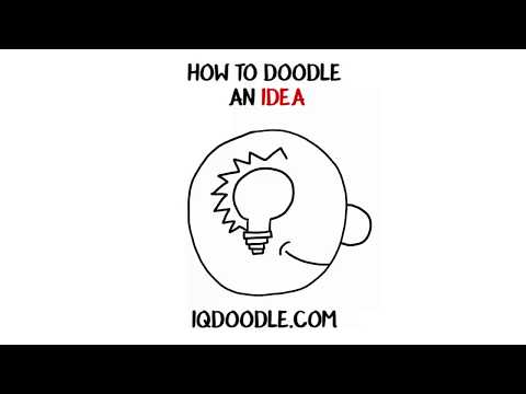 How to Draw an Idea (drawing tips)