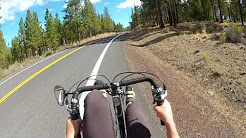 Ride one of Bend Oregon's best backroad 33 mile bike tour loops!