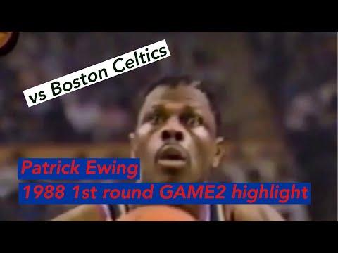 patrick-ewing-highlights-1988-1st-round-game2-nba-playoffs-vs-boston-celtics