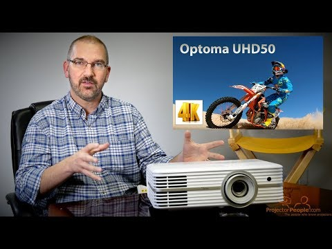 1499 Dlp 4k Projector Optoma Uhd50 And Uhd51a With Ama