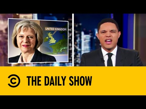 Brexit is the World's Biggest Escape Room | The Daily Show with Trevor Noah