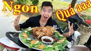 PHD | Gà Bọc Đất Siêu Cay | BBQ Chicken
