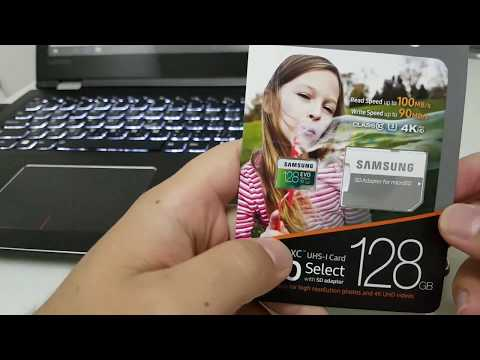 Samsung Evo, the best MicroSD Card ever!