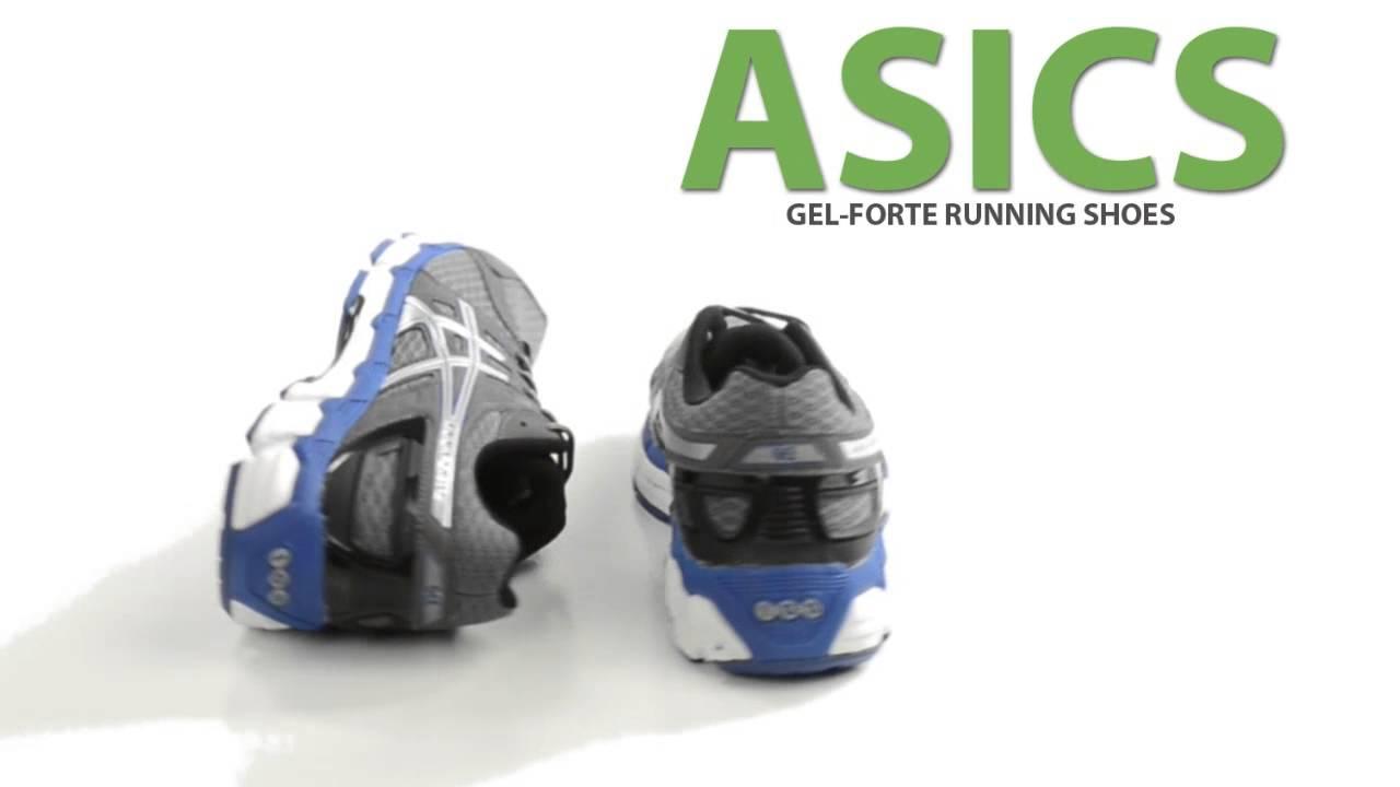 Asics Course GEL Forte Chaussures De De Course (Pour 19486 Hommes) YouTube 9ef0bb4 - afilia.info