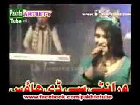 brishna amil new live pashto song Wa Halaka   YouTube