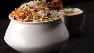 Butter Chicken Biryani | Sanjeev Kapoor Khazana
