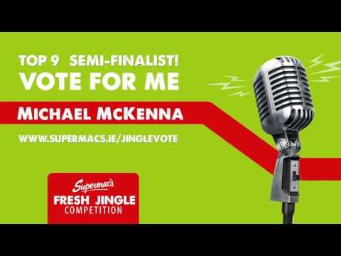 VOTE FOR: Michael McKenna
