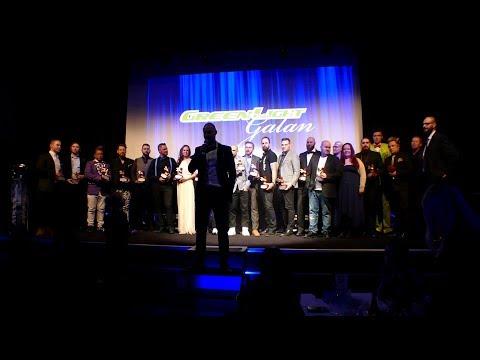 Greenlight galan 2017 - Vlogg & hela prisutdelningen - ROS