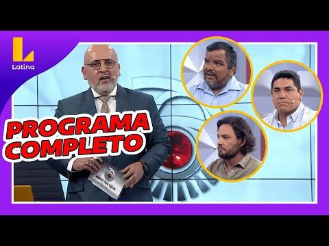 🔴⚪🔴 Abre Los Ojos Con Beto Ortiz - Programa Completo 12 - 01 - 2020