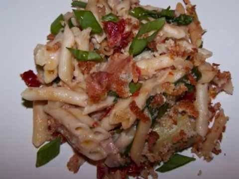 Healthy Tuna Casserole Recipe, Italian Style