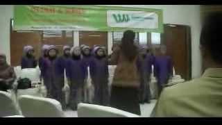 Hymne Madrasah Ibtidaiyah - Paduan Suara anak-anak MIS Al Jihad