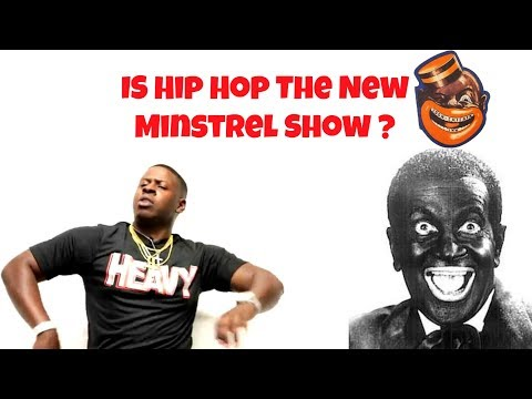 Is Hip Hop The New Minstrel Show? | Raw, Uncut & Unfiltered (TD Hip Hop)