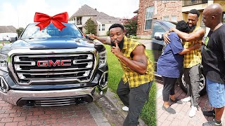 Surprising My Mom And Dad With A New 2020 Truck!