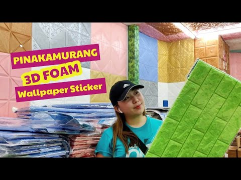 Mas Mura Kumpara Sa Quiapo| 3D Foam Wallpaper Sticker - Detailed Vlog