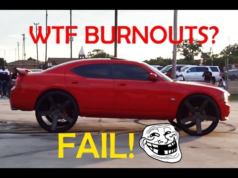 EPIC Burnout & Launch FAILS !