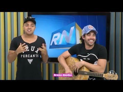 Tirullipa e Gabriel Diniz agitam com humor e música