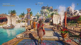 Assassin's Creed Odyssey Early Gameplay