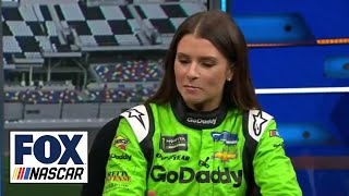Danica Patrick nothing but relaxed preparing for her final NASCAR race | NASCAR RACE HUB
