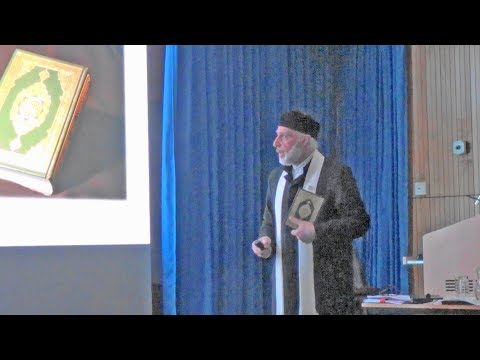 Islam today speech and presentation at oxford  University