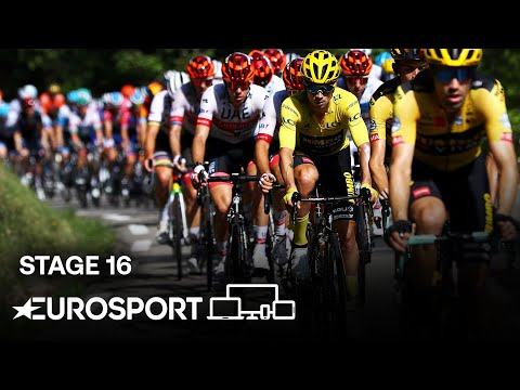 Tour De France 2020 - Stage 16 Highlights | Cycling | Eurosport