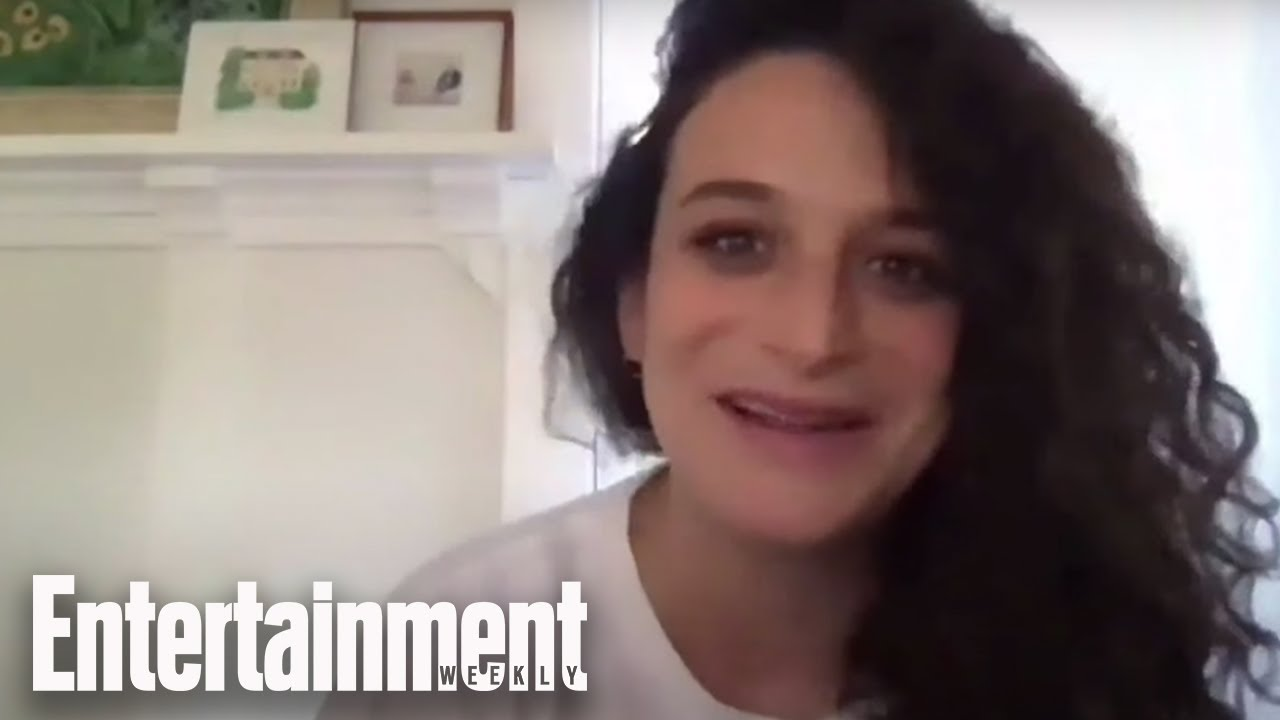 Jenny Slate Opens Up About 'Little Weirds' (Full Interview)