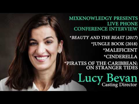 MixKnowledgy talks w/ Casting Director Lucy Bevan