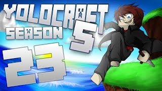 Yolocraft - Season 5 - Episode 23 - Q-craft - Gamplay (hd
