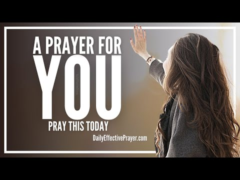 Prayer For You - Can You Pray For Me? Yes, Receive Prayer Here Now
