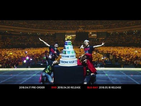 BIGBANG 2017 CONCERT LAST DANCE IN SEOUL DVD/Blu-ray