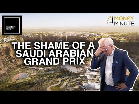 The Shame of A Saudi Arabian Grand Prix - Money Minute #78