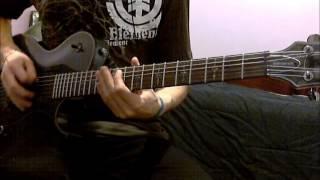 Godsmack - I Fucking Hate You - Guitar Cover