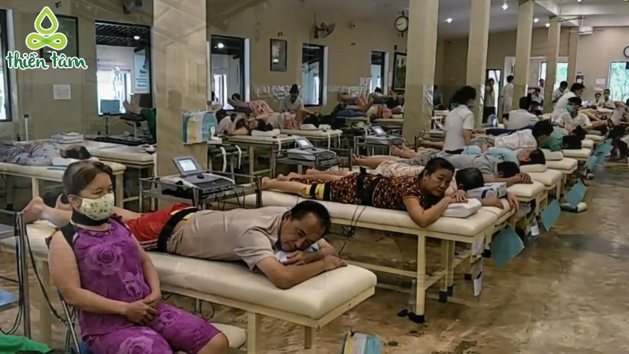 Bệnh nhân Huệ điều trị thành công Thoái hóa, gai cột sống, thoát vị đĩa đệm, đau thần kinh tọa