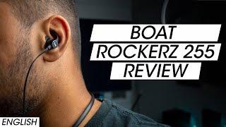 Boat Rockerz 255 Review | Wireless earphones Under 1500 Rs.