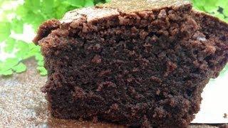 How To Make A Crispy And Moist Brownie