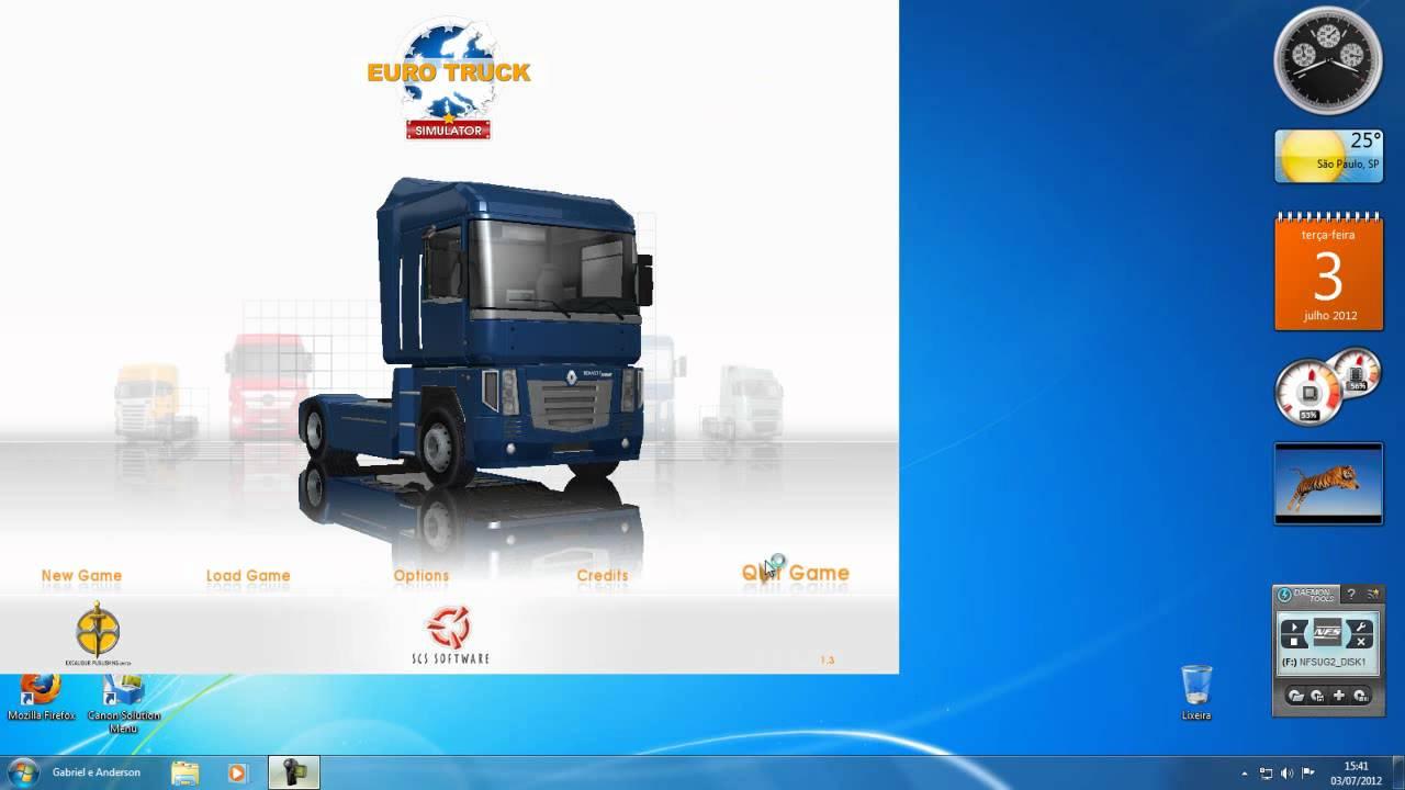 How to download ets2 v1. 32. 3s + 60 dlc's (euro truck simulator 2 v.
