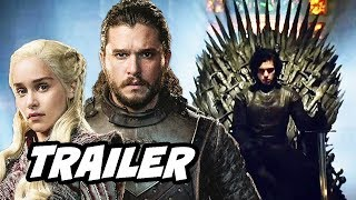 Game Of Thrones Season 8 Episode 4 Trailer Breakdown